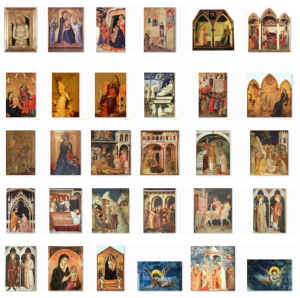 13th-14th Century Paintings