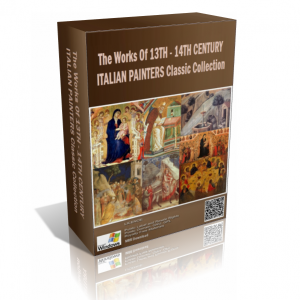 The Works of 13th To 14th Century Italian Painters