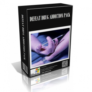 Defeat Drug Addiction Package Edition (10 Premium Products)