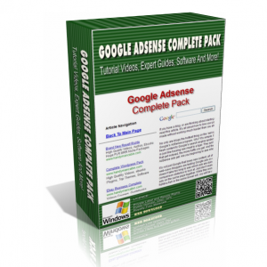 Google Adsense Package Edition (Over 50 Premium Products)