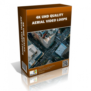 Aerial 4K UHD Stock Video Pack