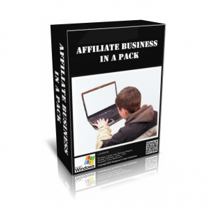 Affiliate Marketing Business Collection Pack (Over 150 Products)
