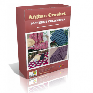 Afghan Crochet Patterns In A Pack