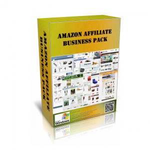 Amazon Affiliate Business Collection Pack (Over 50 Products)