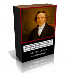 Frederic Chopin Piano Music Sheet Collection