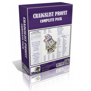 Craigslist Profit Package Edition (Over 20 Premium Products)
