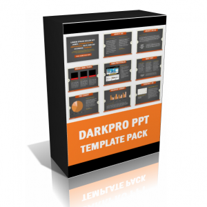 DarkPro PowerPoint Template Pack