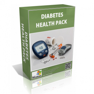 Diabetes Health Pack