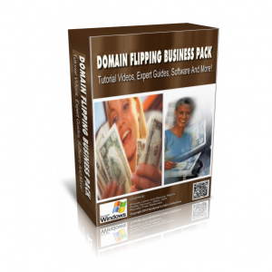 Domain Flipping Online Business Collection Pack (35 Premium Products)