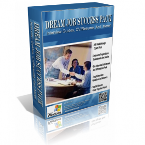 Dream Job Success Ultimate Pack (Over 50 Premium Products)