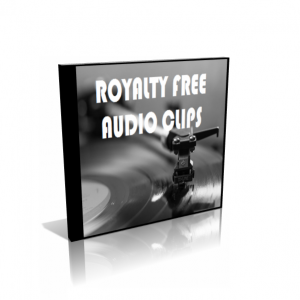 30 Royalty Free Audio Clips