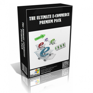 eCommerce Ultimate Package Edition (Over 20 Premium Products)