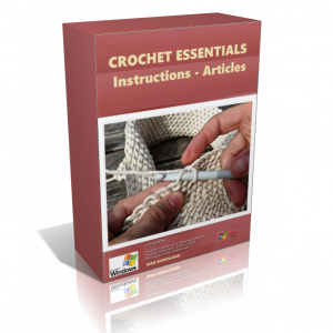 Crochet Essentials In A Pack
