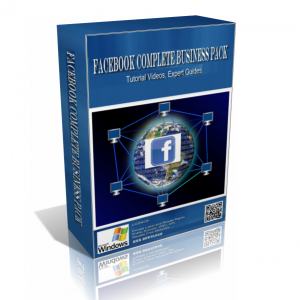 Facebook Business And Marketing Package Edition (Over 50 Premium Products)