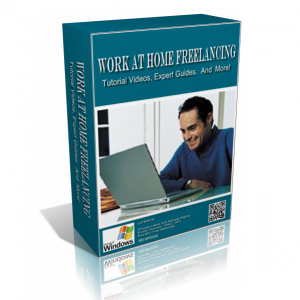 Work At Home Freelancing Complete Pack