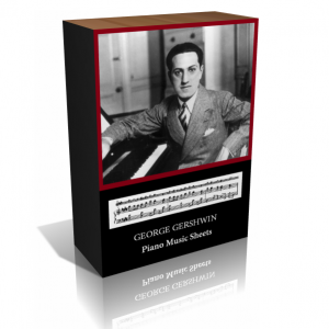 George Gershwin Piano Music Sheet Collection