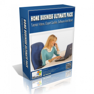 Home Business Complete In A Pack (Over 150 Premium Products)