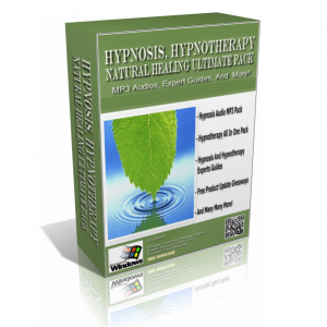 Hynosis, Hypnotherapy And Natural Healing Package Edition (Over 25 Premium Products)