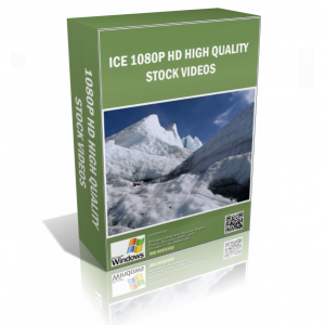 Ice 1080p HD Stock Video Pack