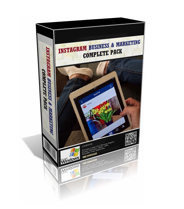 Instagram Business and Marketing Pack