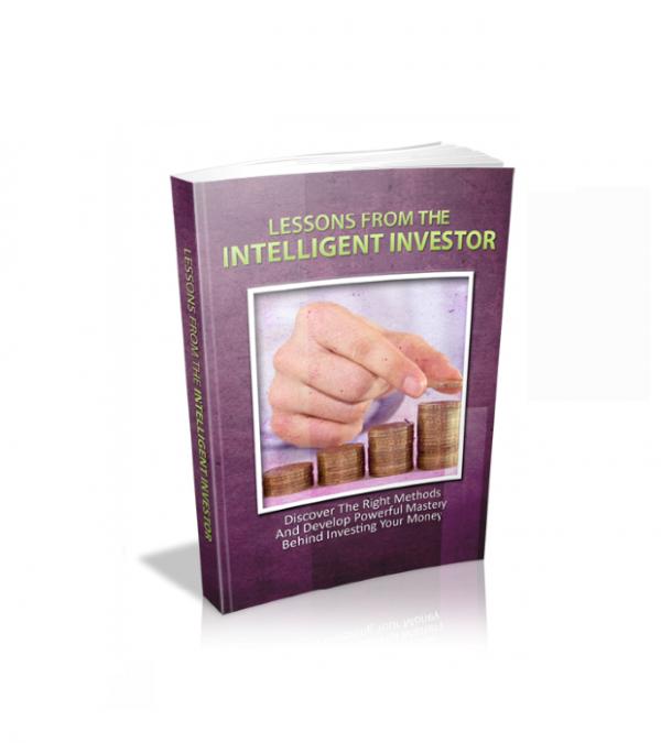Intelligent Investor Lesson