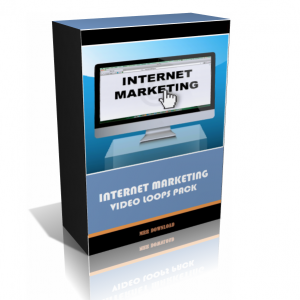 Internet Marketing Video Background Loops Pack