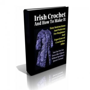 Irish Crochet And How To Make It