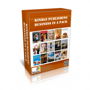 Amazon Kindle Publishing Package Edition (Over 50 Premium Products)