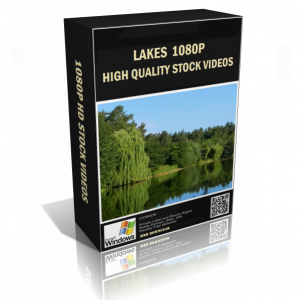 Lakes 1080p HD Stock Video Pack