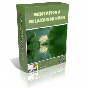 Meditation And Relaxation In A Pack