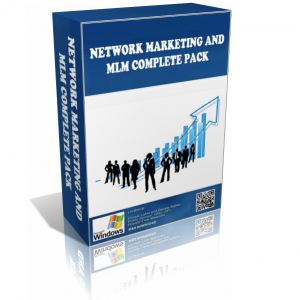 Network Marketing And MLM In A Pack (Over 70 Premium Products)