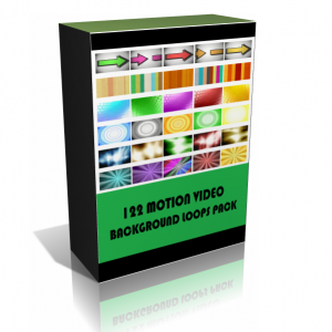 Motion Video Background Loops Pack