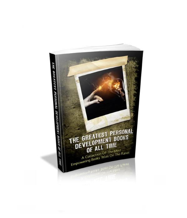 Great Personal Development Books