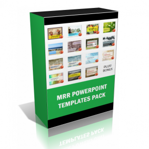 MRR PowerPoint Templates Pack