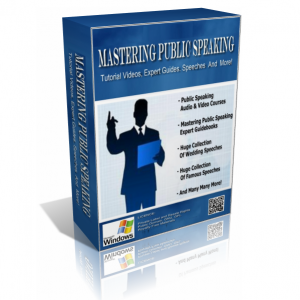 Mastering Public Speaking Mega Pack
