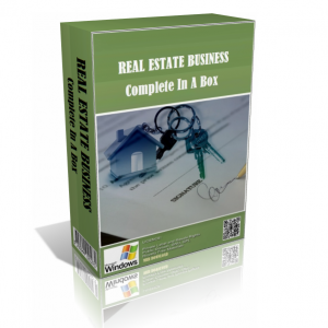 Real Estate Business Complete In A Pack