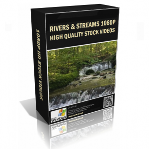 River And Streams 1080p HD Stock Video Pack