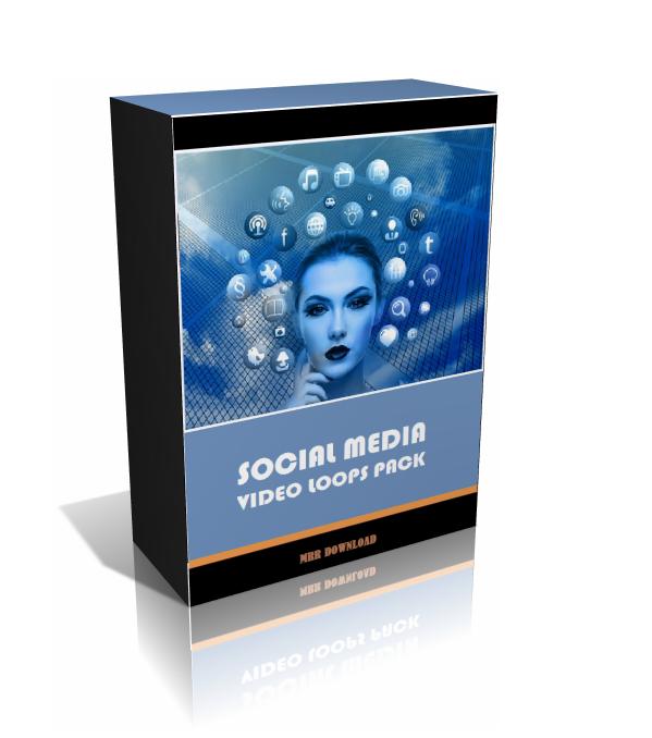Social Media Video Loops Pack