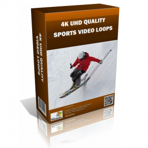 Sports 4K UHD Stock Video Pack