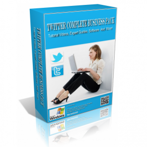 Twitter Business And Marketing Complete In A Pack
