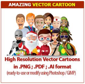 Vector Cartoon