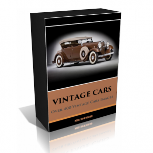 High Resolutions Historic Vintage Cars Collection