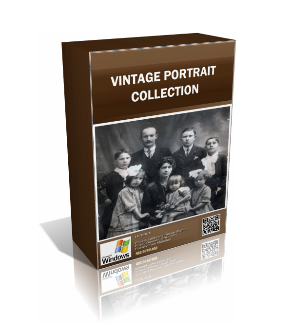Vintage Portrait Collection