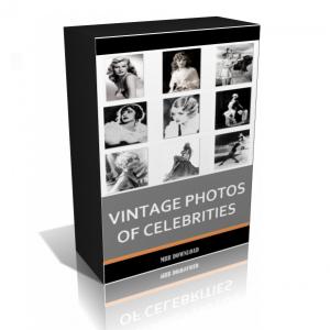 Vintage Photos of Famous 20th Century Celebrities