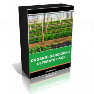 Organic Gardening Package Edition (8 Premium Products)