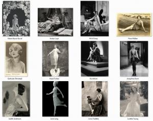 Vintage Photos of Celebrities