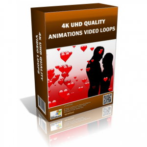 Animations 4K UHD Stock Video Pack