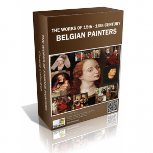The Works of 15th-16th Century Belgian Painters