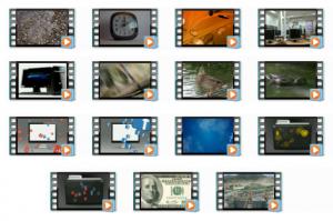 Business 4K UHD Video Loops