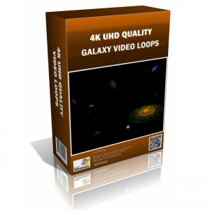 Space 4K UHD Stock Video Pack